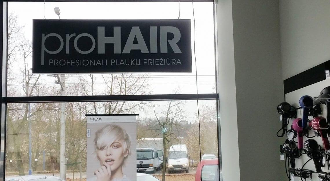 Pro Hair salonas