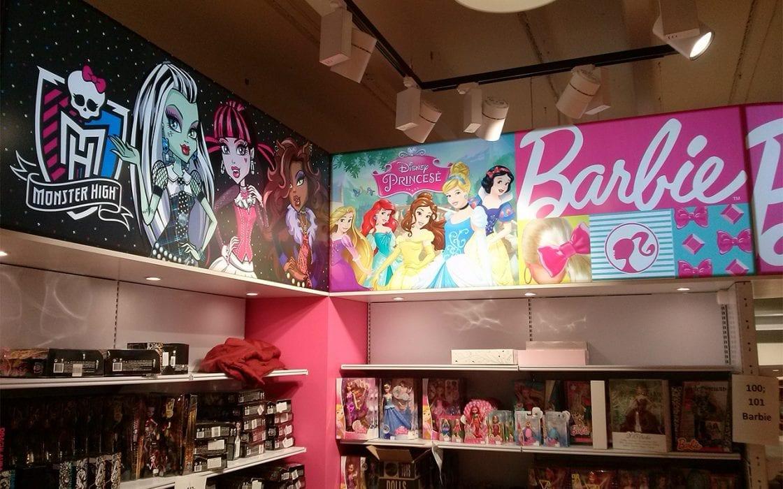 Žaislų parduotuvė Kadabra