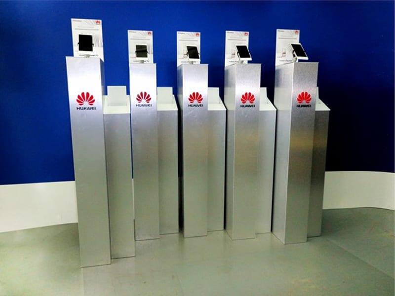 Huawei stovas mobiliems telefonams
