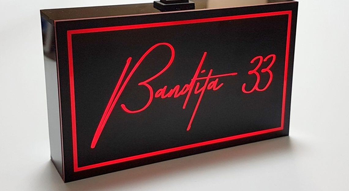 Bandita 33 mini šviesdėžė